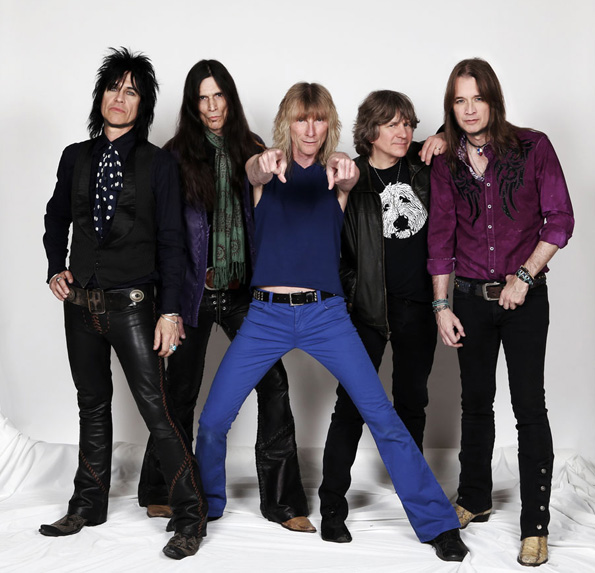 KIX: A Band Who Isn't afraid to 'Rock Your Face Off'