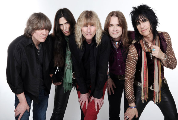 KIX's'Rock Your Face Off' Drops August 5th, 2014.