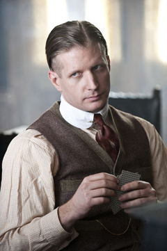 Paul Sparks on 'Boardwalk Empire'