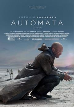 Gabe Ibáñez's 'Automata'
