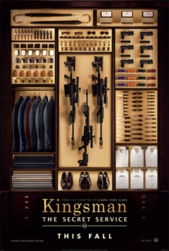 'Kingsman: The Secret Service'