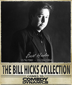 The Legendary Bill Hicks