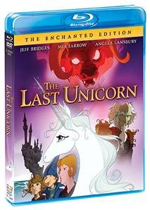 'The Last Unicorn: The Enchanted Edition'