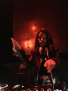 Lupe Fuentes performing live!