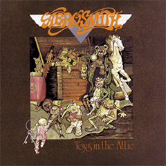 Aerosmith - 'Toys In The Attic'