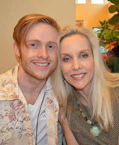 Dynamic Duo: Jake Hays and Cherie Currie