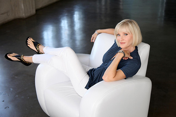 The amazing Barbara Crampton