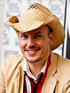 Filmmaker Tom Six