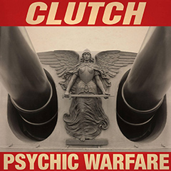 Clutch's 'Psychic Warefare'