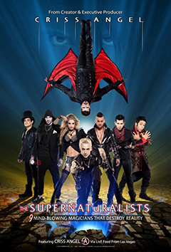 'The Supernaturalists'