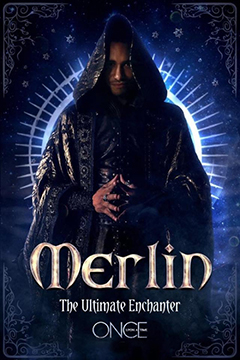 Elliot Knight as Merlin.