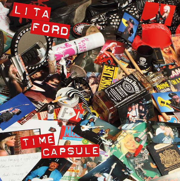 Lita Ford's 'Time Capsule'