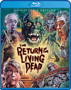 'Return of The Living Dead' Collector's Edition