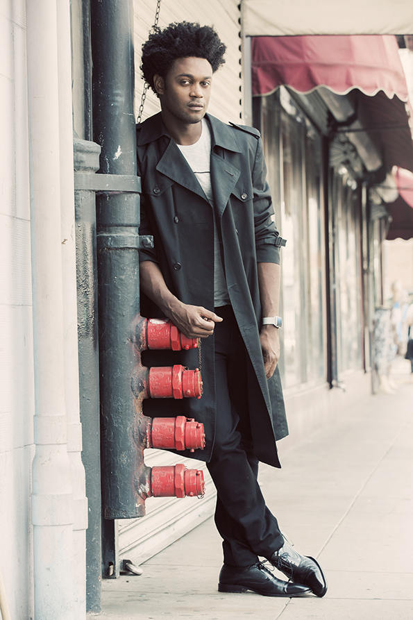 Echo Kellum - Photo by Lesley Bryc