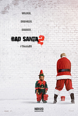 'Bad Santa 2' hits theaters on November 23rd.