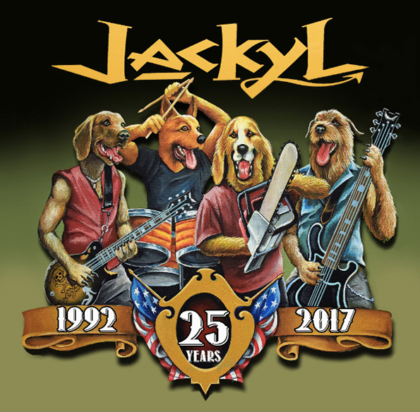 Jackyl To Celebrate 25th Anniversary With 25 Compilation