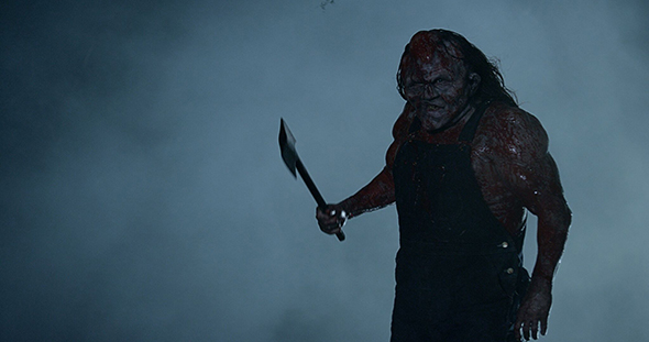 Here's a teaser of the horror that awaits in 'Victor Crowley'