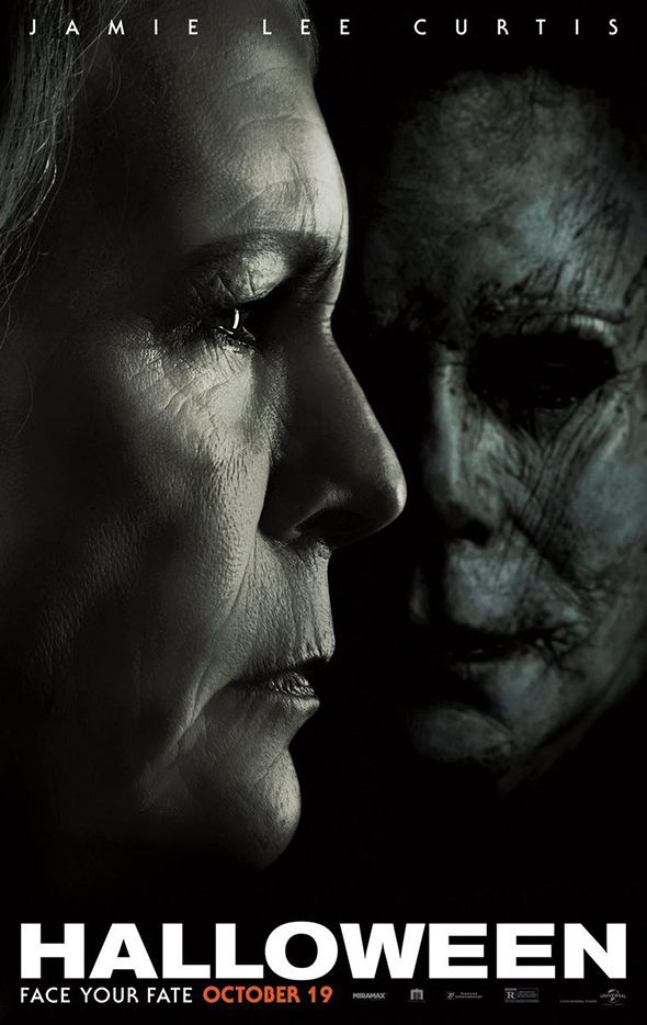 Halloween Saga.Halloween Laurie Strode Faces Her Fate With Michael Myers In Brutal New Trailer Icon Vs Icon