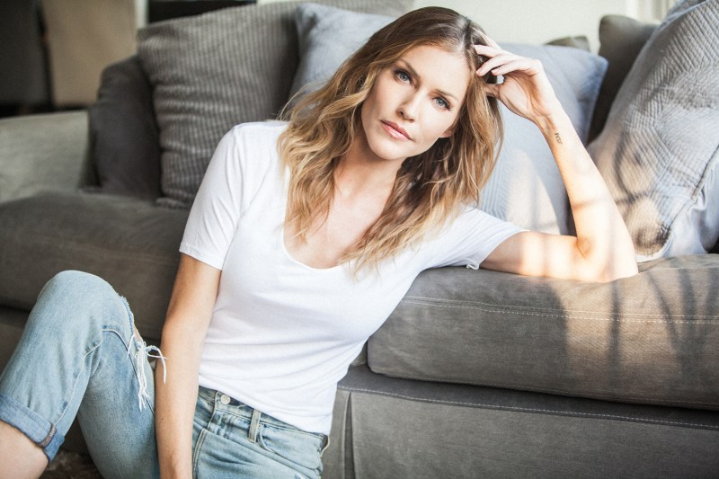 Next Level Tricia Helfer On Life Career And Launching The Battlestar Galacticast