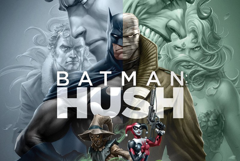 Batman: Hush animated movie