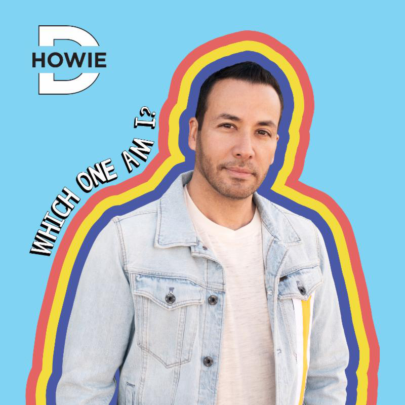 Howie D of Backstreet Boys