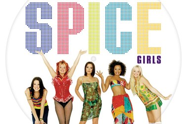Spice Girls Greatest Hits on vinyl
