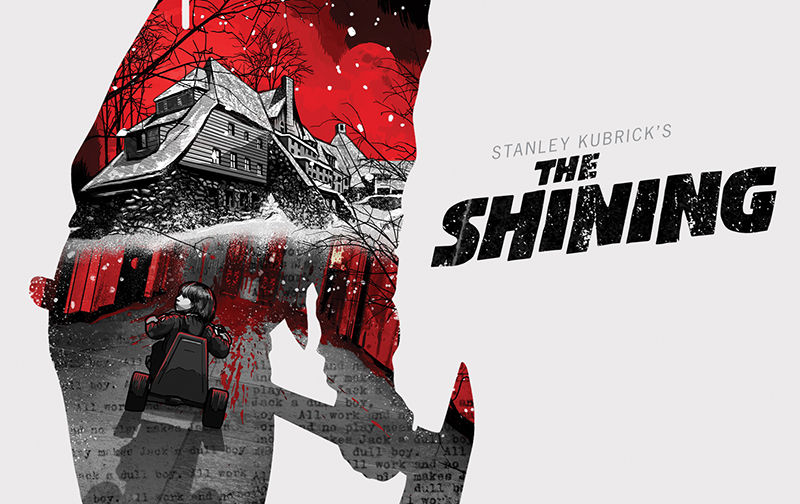 The Shining on 4K UHD BLU-RAY