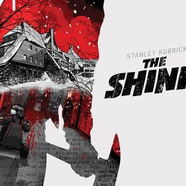 The Shining on 4K UHD BLU-RAY