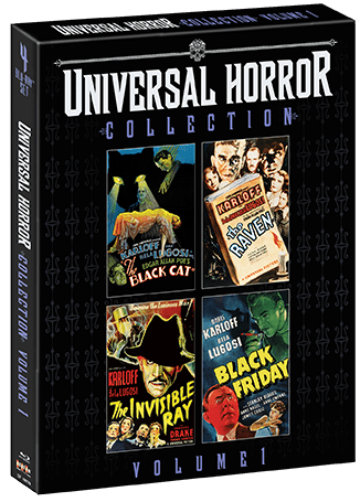 Scream Factory Universal Horror Collection Vol. 1