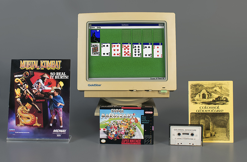 2019 class of The Strong's World Video Game Hall of Fame