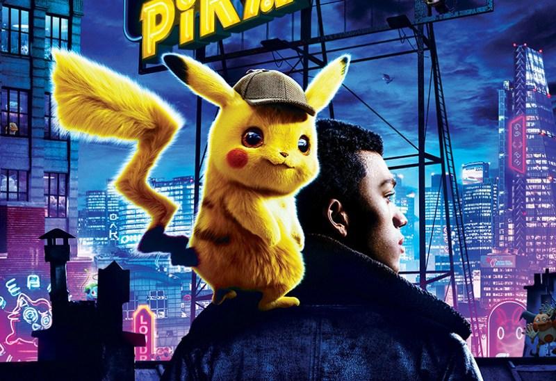 Detective Pikachu on 4K UHD