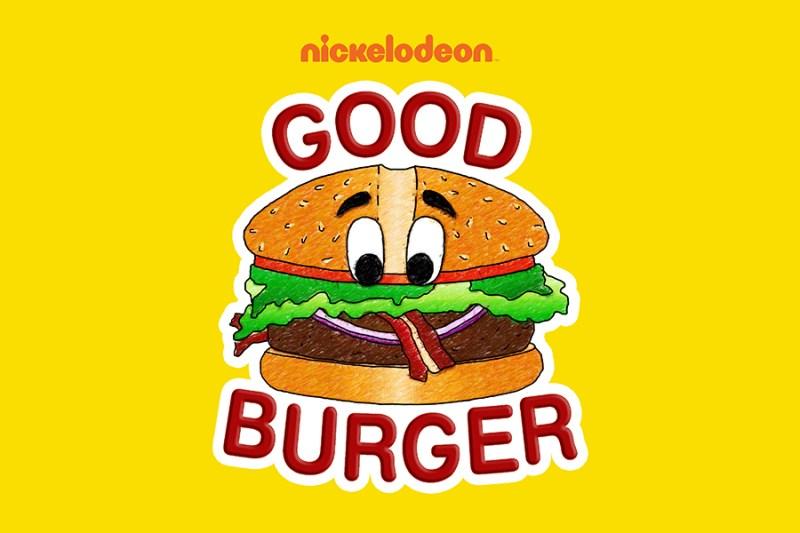 Good Burger Pop-up