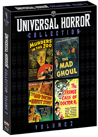 Universal Horror Collection Vol. 2