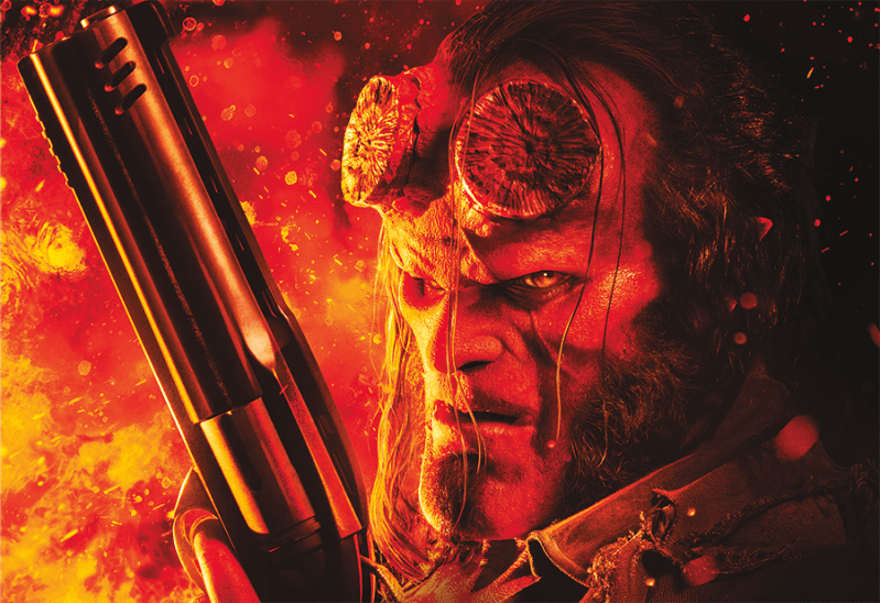 Hellboy 4K Ultra HD