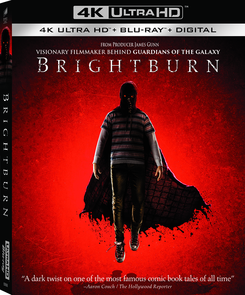 Brightburn 4K HD