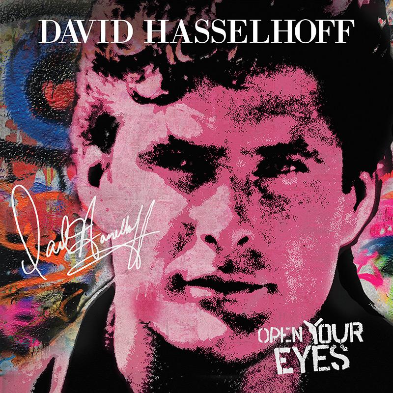 David Hasselhoff - Open Your Eyes album