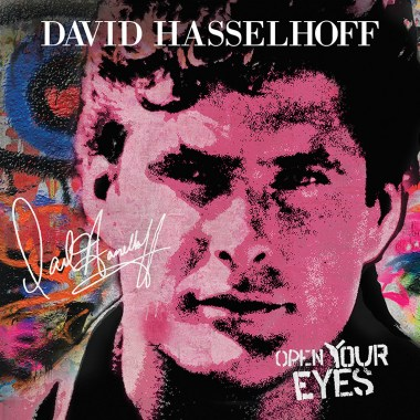 David Hasselhoff - Open Your Eyes album