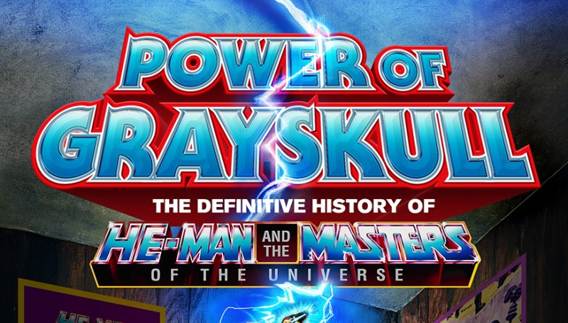 The Power of Grayskull documentary