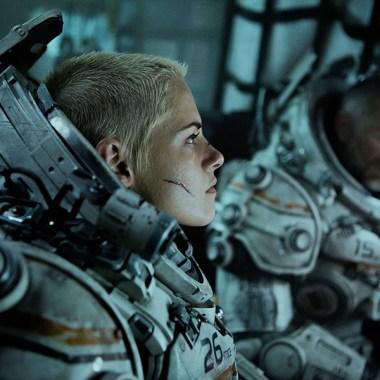 Underwater starring Kristen Stewart