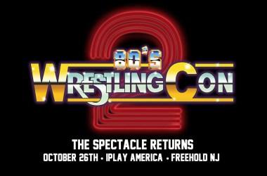 80s Wrestling Con 2