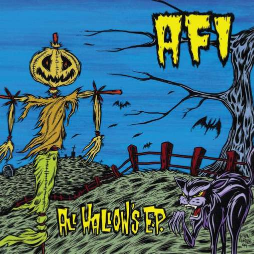 AFI's 'All Hallow's E.P.' set for 20th anniversary vinyl reissue