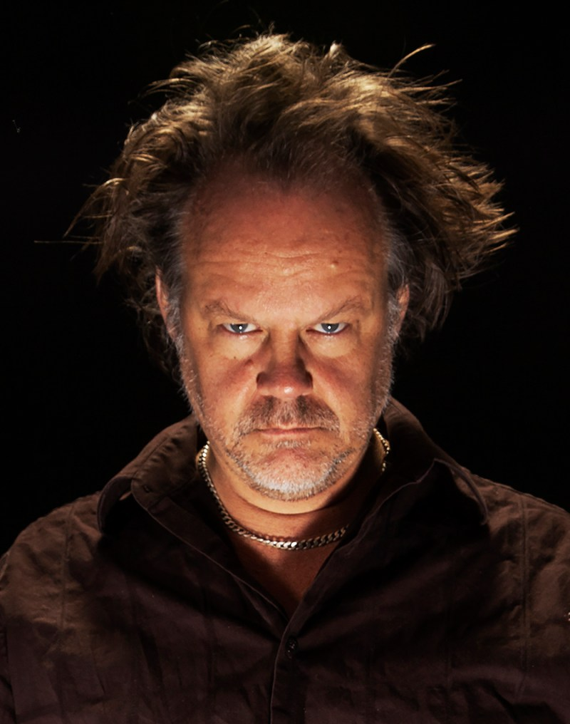 Larry Fessenden - Photo by Nelson Bakerman