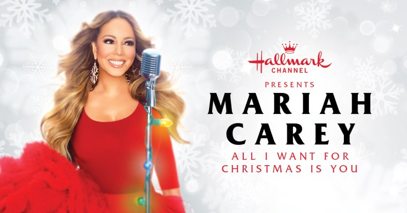 Mariah Carey - All I Want For Christmas Is Your Tour