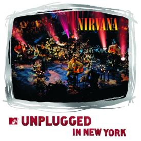 Nirvana MTV Unplugged colored vinyl