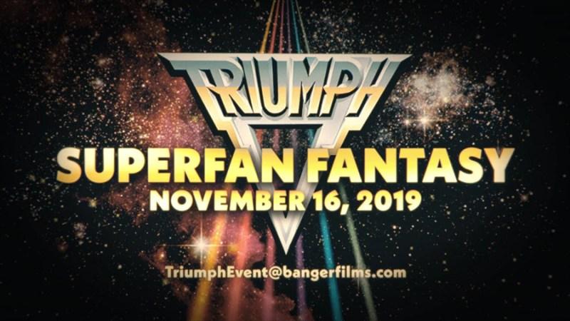 Triumph Superfan Fantasy