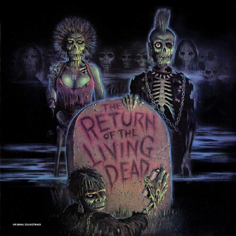 Return of the Living Dead Soundtrack