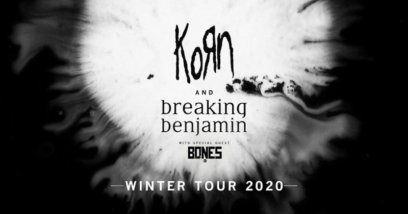Korn and Breaking Benjamin