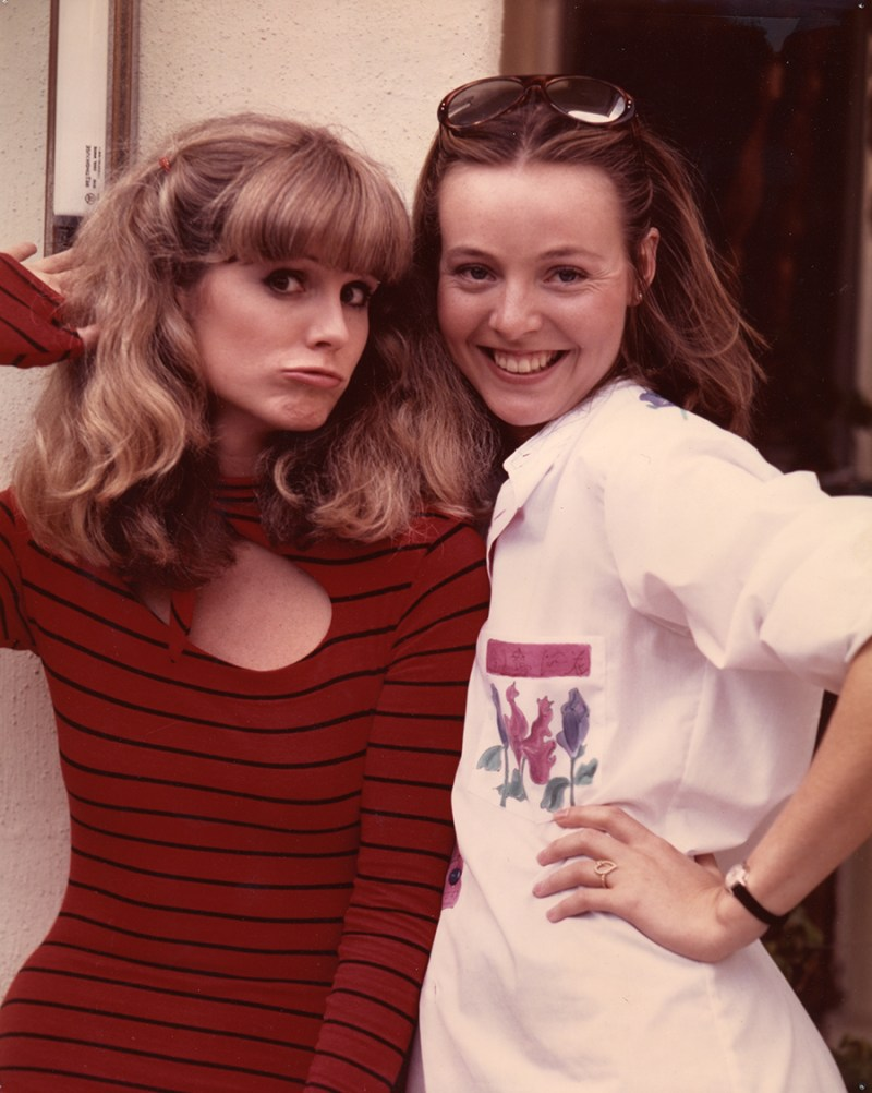P.J. Soles and Dey Young