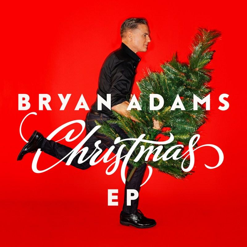 Bryan Adams Christmas EP