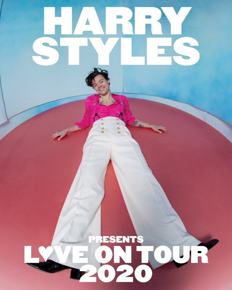 Harry Styles - Love on Tour